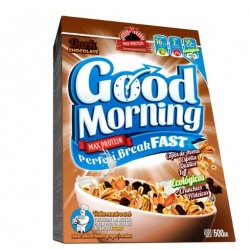Good Morning Breakfast - Muesli Ecologicos 500 gr Max Protein