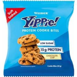 Yippie! Cookie Protein Bites 1 bolsa x 50 gr Weider